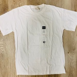 Comfort Colors Men's White Tee